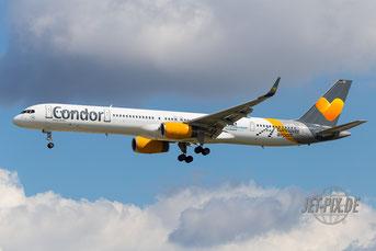 D-ABOC Condor Boeing 757