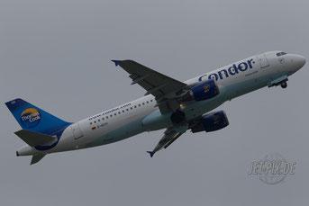 D-AICH Condor Airbus A320