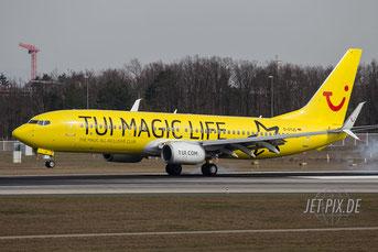 D-ATUG TUI Boeing 737