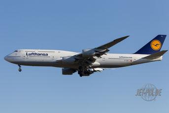 D-ABYJ Lufthansa Boeing 747