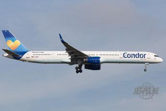 D-ABOI Condor Boeing 757