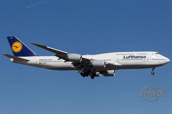 D-ABYH Lufthansa Boeing 747