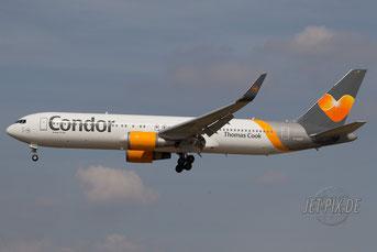 D-ABUP Condor Boeing 767