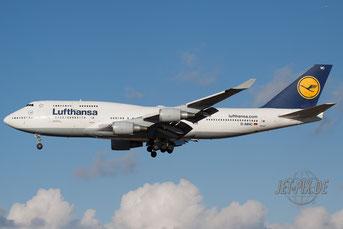 D-ABVC Lufthansa Boeing 747