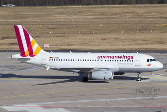 D-AGWN Germanwings A319