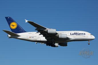 D-AIMB Lufthansa Airbus 380