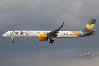 D-ABOJ Condor Boeing 757