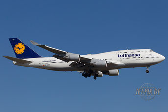 D-ABVO Lufthansa Boeing 747