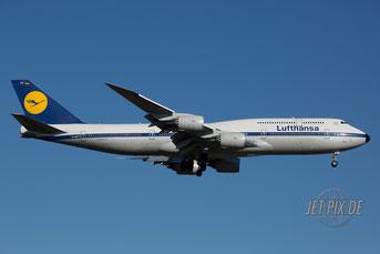 D-ABYT Lufthansa Boeing 747