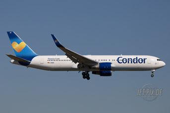 D-ABUK Condor Boeing 767