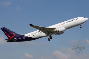 OO-SFU Brussels Airlines A330