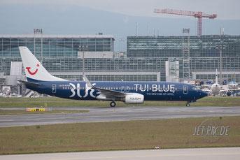 D-ATUD TUI Boeing 737