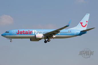 OO-JAH Jetairfly Boeing 737