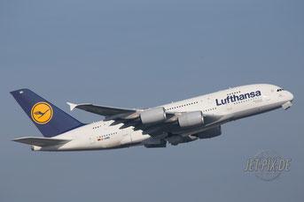 D-AIMN Lufthansa Airbus 380