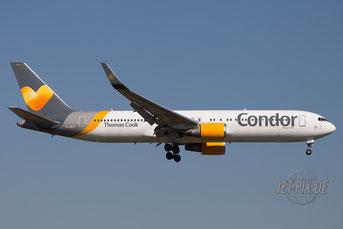 D-ABUS Condor Boeing 767