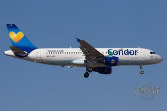 D-AICG Condor Airbus A320