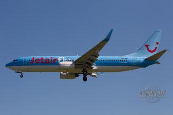 OO-JAA Jetairfly Boeing 737