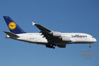 D-AIMH Lufthansa Airbus 380