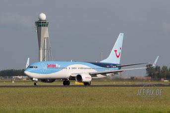 OO-JLO Jetairfly Boeing 737