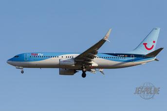 D-ATUM TUI Boeing 737