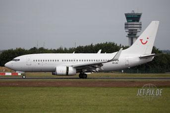 OO-JAL Jetairfly Boeing 737