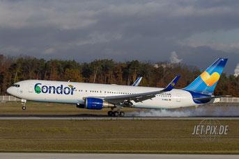 D-ABUL Condor Boeing 767
