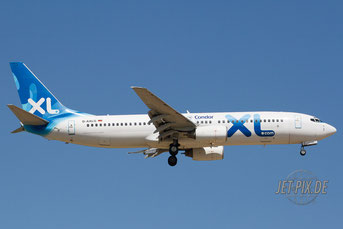 D-AXLG XL Airways Boeing 737