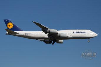 D-ABYD Lufthansa Boeing 747
