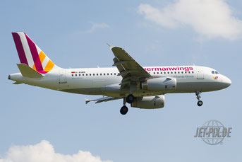 D-AGWH Germanwings A319