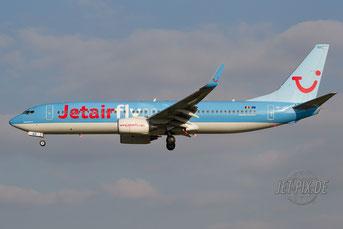 OO-JAD Jetairfly Boeing 737