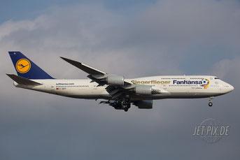 D-ABYI Lufthansa Boeing 747