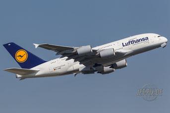 D-AIMM Lufthansa Airbus 380