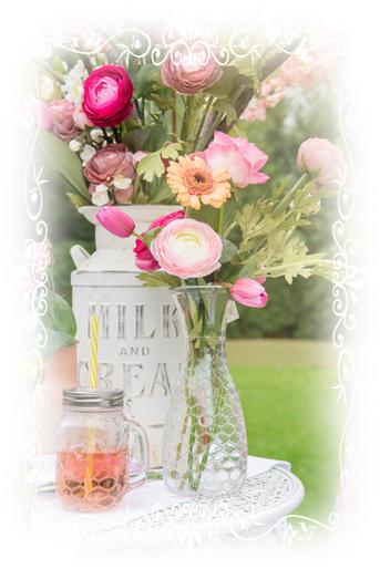 Blumen, Vase, Glas, Kanne, Anlässe, Hochzeit, Geburt, Feier, Blumenstrauß