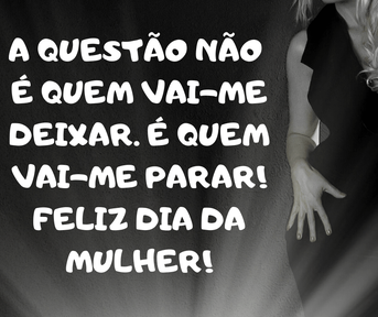 frases dia mulher 2021-