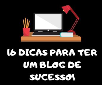16 dicas para iniciar um blogue que toda a gente vai querer ler!