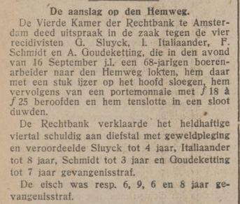De Tijd : godsdienstig-staatkundig dagblad 20-01-1926