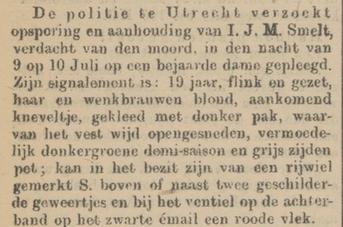 Haagsche courant 13-07-1900