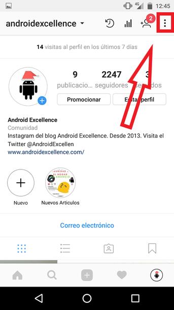 Cambiar Contraseña De Instagram