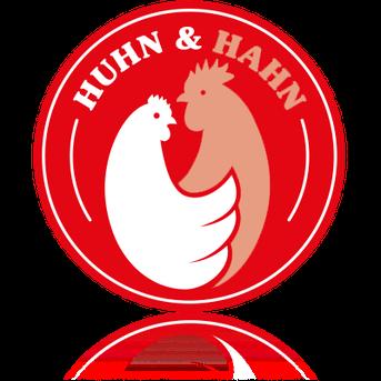 huhn-hahn.de - das Logo Huhn