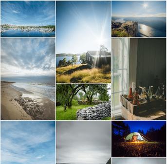 Vertical Photo Gallery