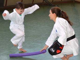 Training Kindergartengruppe