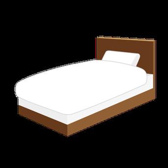 つくば市でベッド、マットレスの家具処分