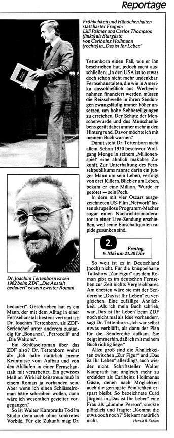 Funkuhr Nr.18/1977 - Teil 2