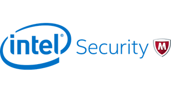 Intel Security McAfee logo