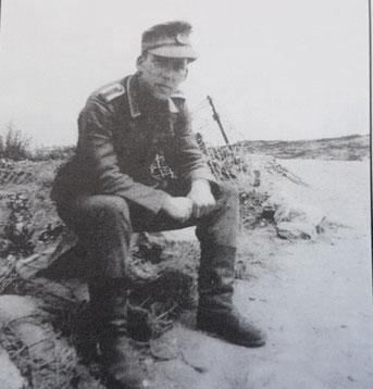 NCO Engelbert Hoppe in 1944