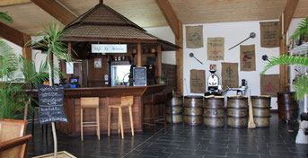 La Réunion, Kaffee