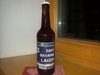 Brandy´s Braugarage East Bavaria Lager