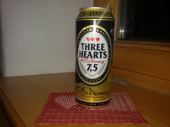 Three Hearts X-tra Strong