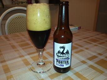 Zmajska Pivovara Porter