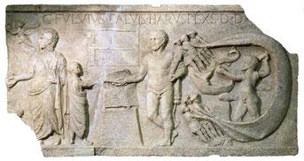 OmoGirando le religioni di Ostia Antica